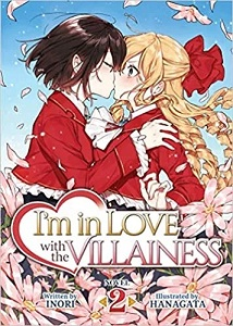 Featured image for Lucky Boxes and I'm In Love With The Villainess, Volume 2 aka no Okazu today