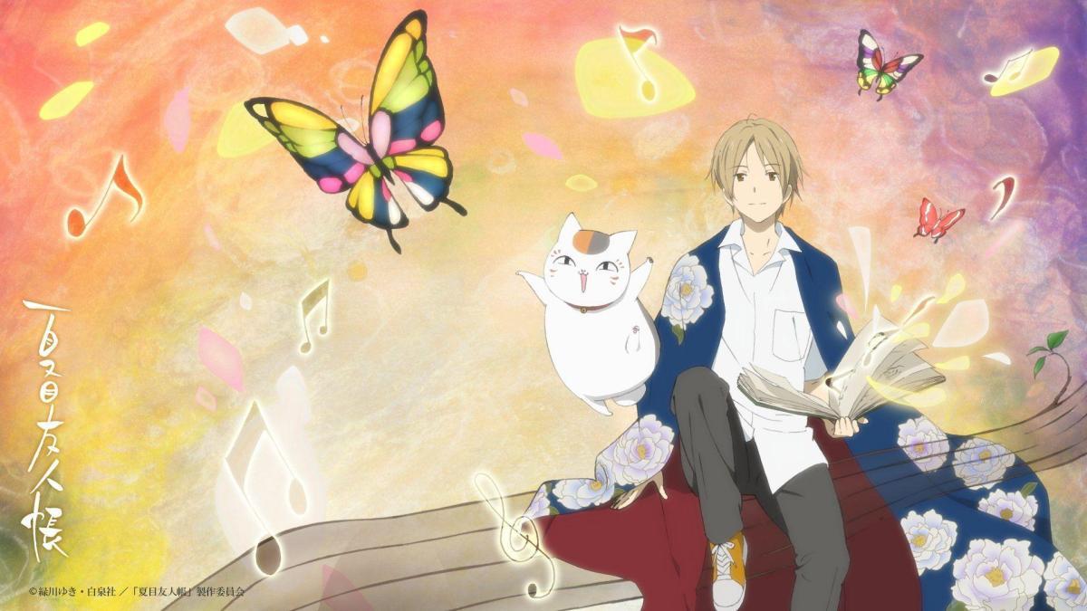 Featured image for Natsume Yuujinchou Shi – Episode 8