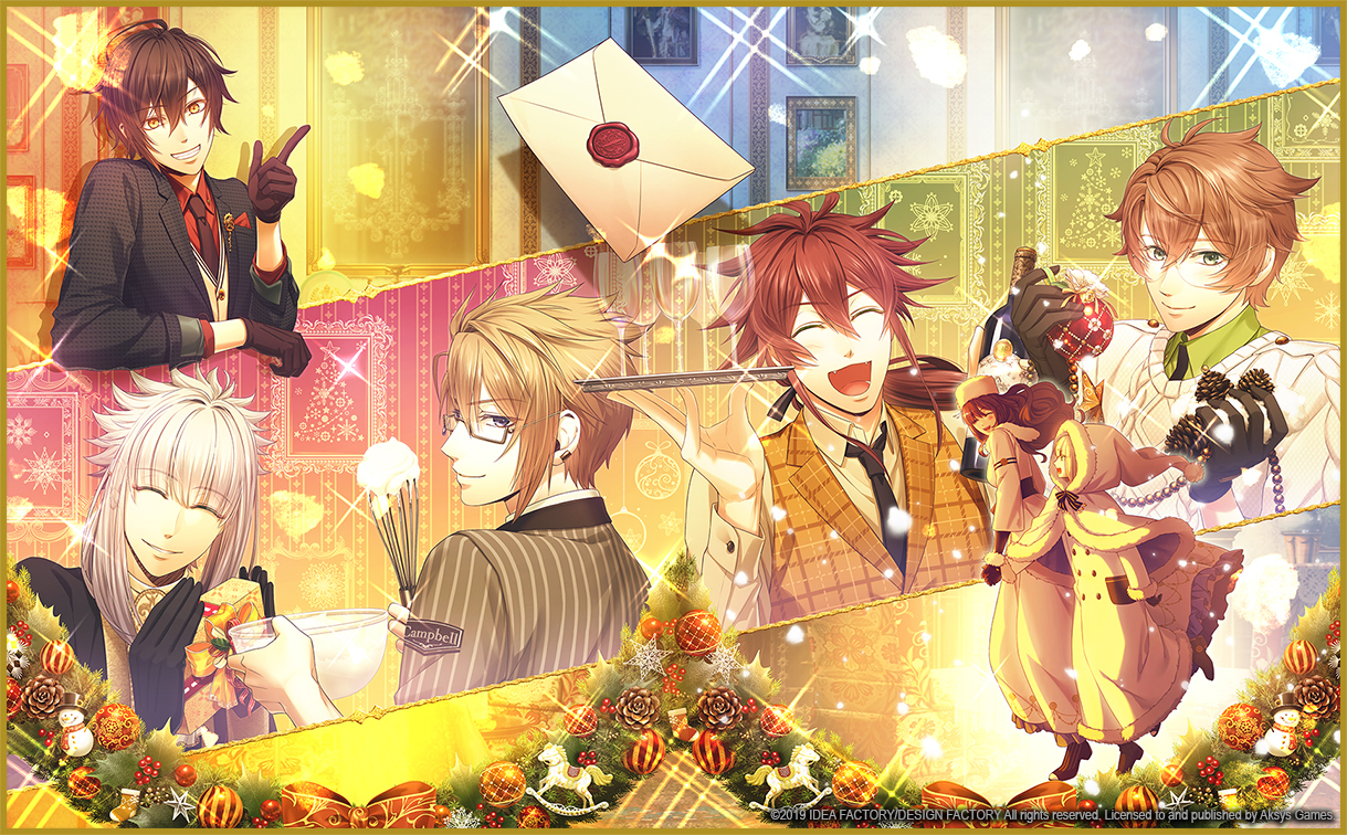 Featured image for 5 Otome Games I'm Excited For Coming in 2021