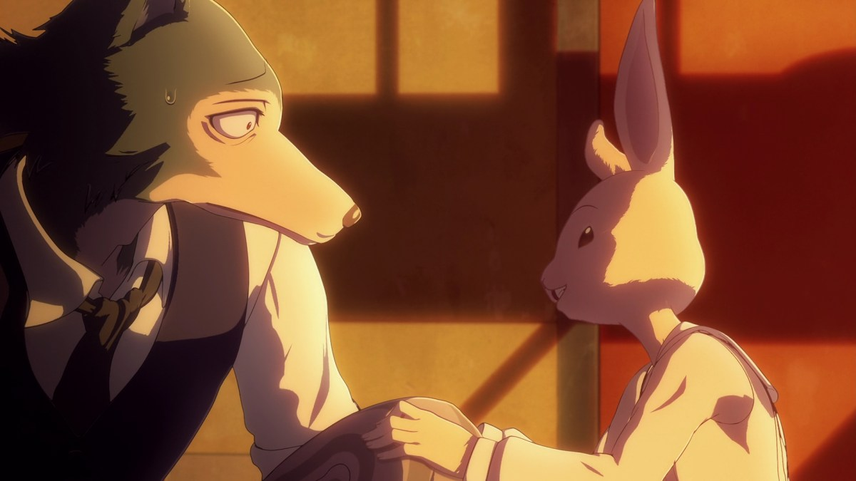 Featured image for Beastars Season 2 Episode 1 (First Impression)