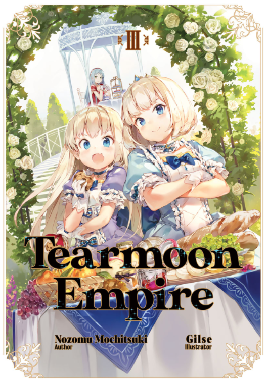 Featured image for Tearmoon Empire Vol. 3 LN Review
