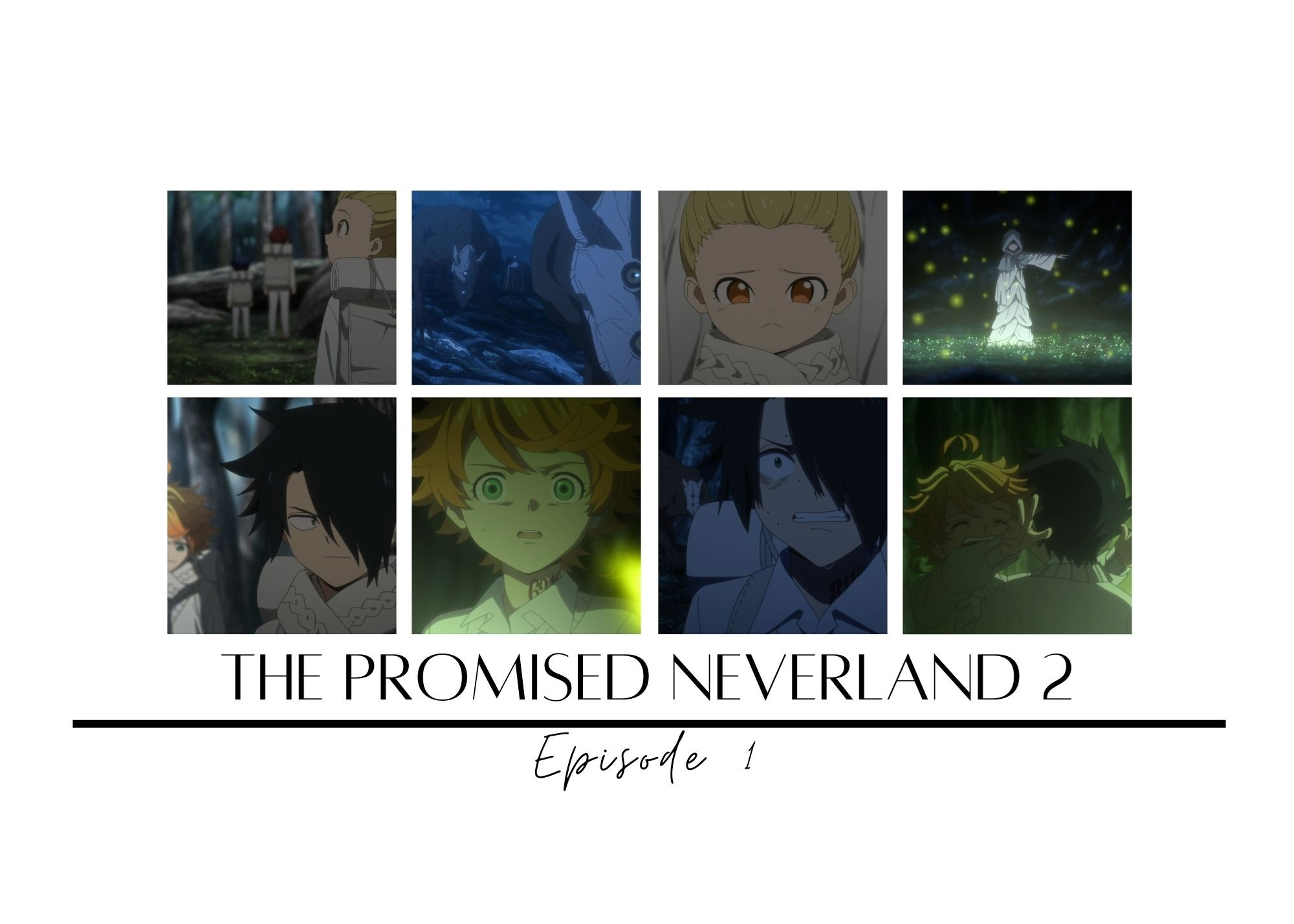 Featured image for The Promised Neverland 2 episode 1 – A Game of Tag