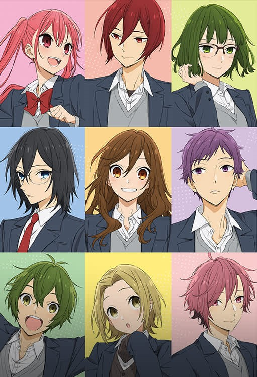 Featured image for First Impressions: Horimiya