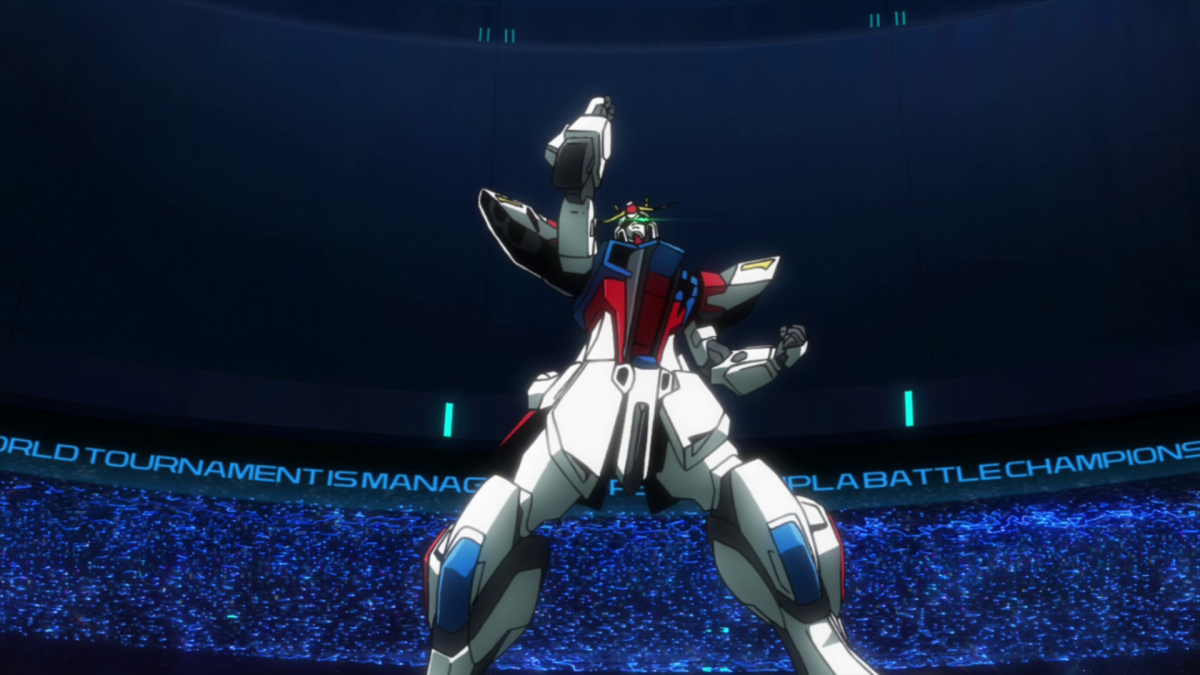 Featured image for Gundam Build Fighters