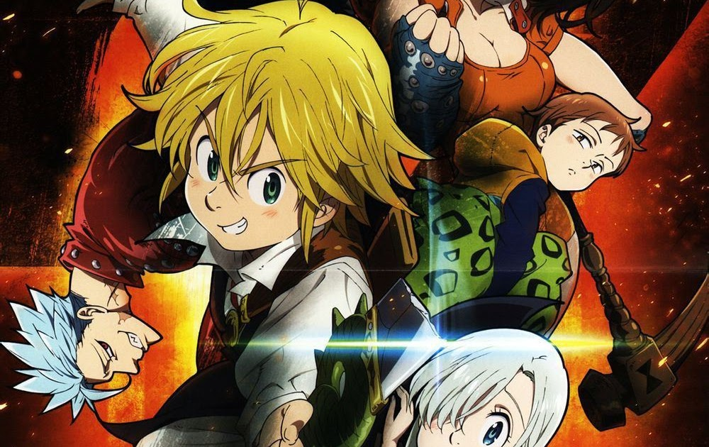 Featured image for Anime: The Seven Deadly Sins by Nakaba Suzuki (Season 1)