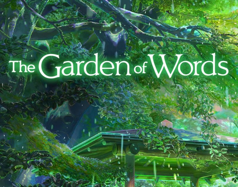 Featured image for Anime: The Garden of Words by Makoto Shinkai