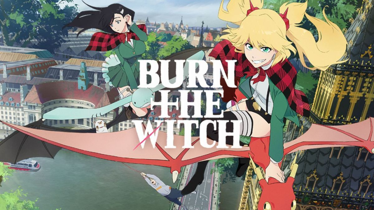 Featured image for What a witch– Burn the Witch Review
