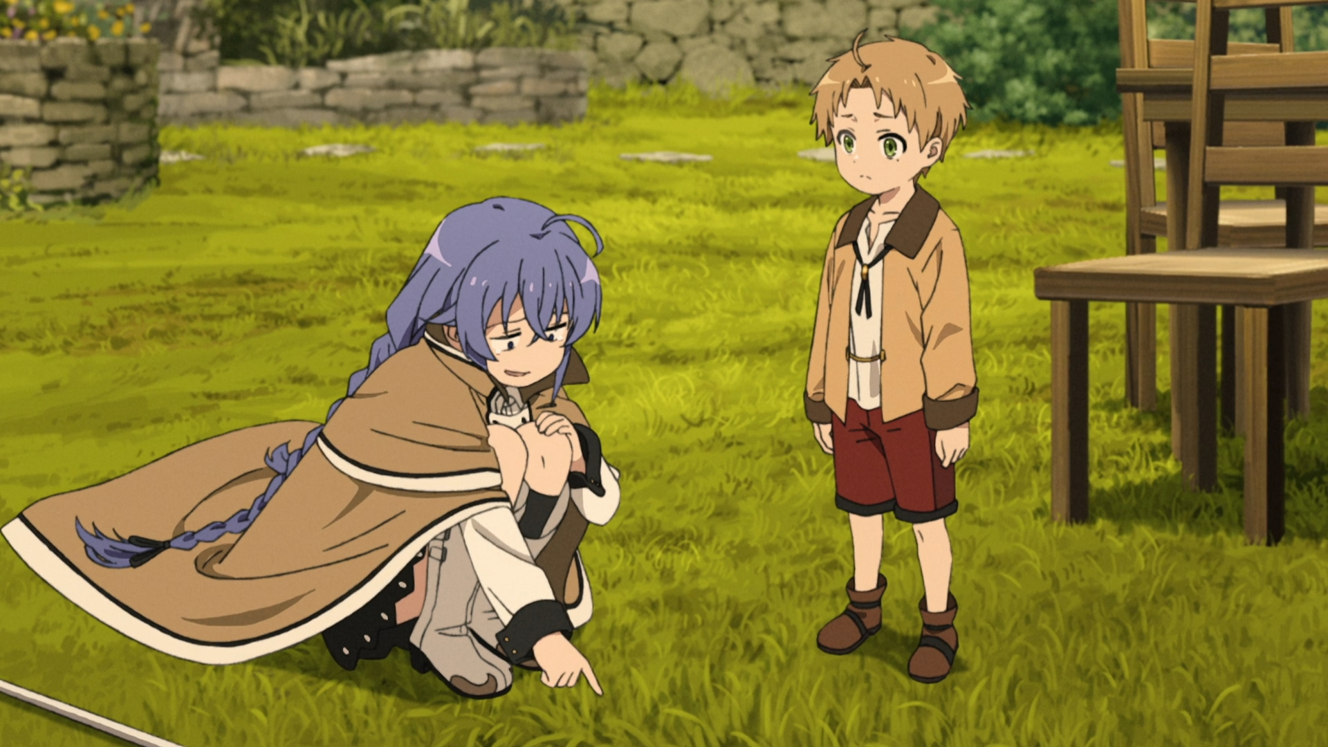 Featured image for Mushoku Tensei: Jobless Reincarnation – Episode 1