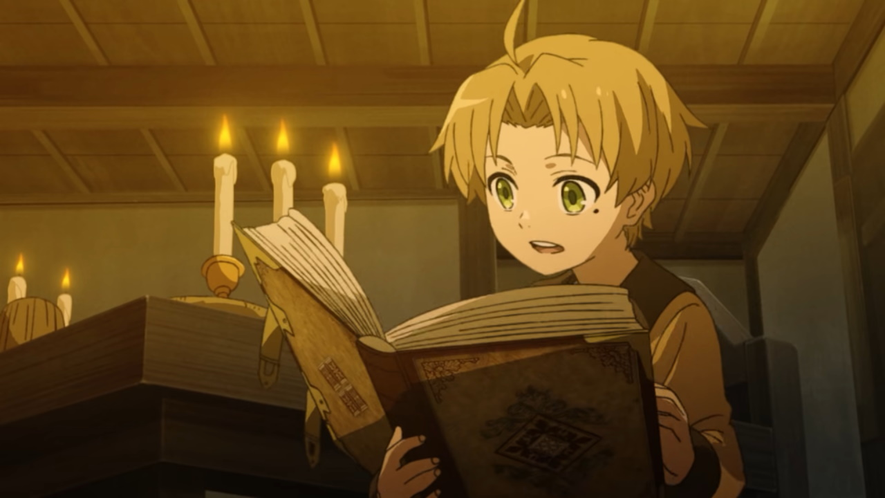 Featured image for Mushoku Tensei – A Promising Start