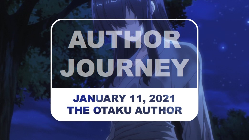 Featured image for Author Journey (January 11, 2021)