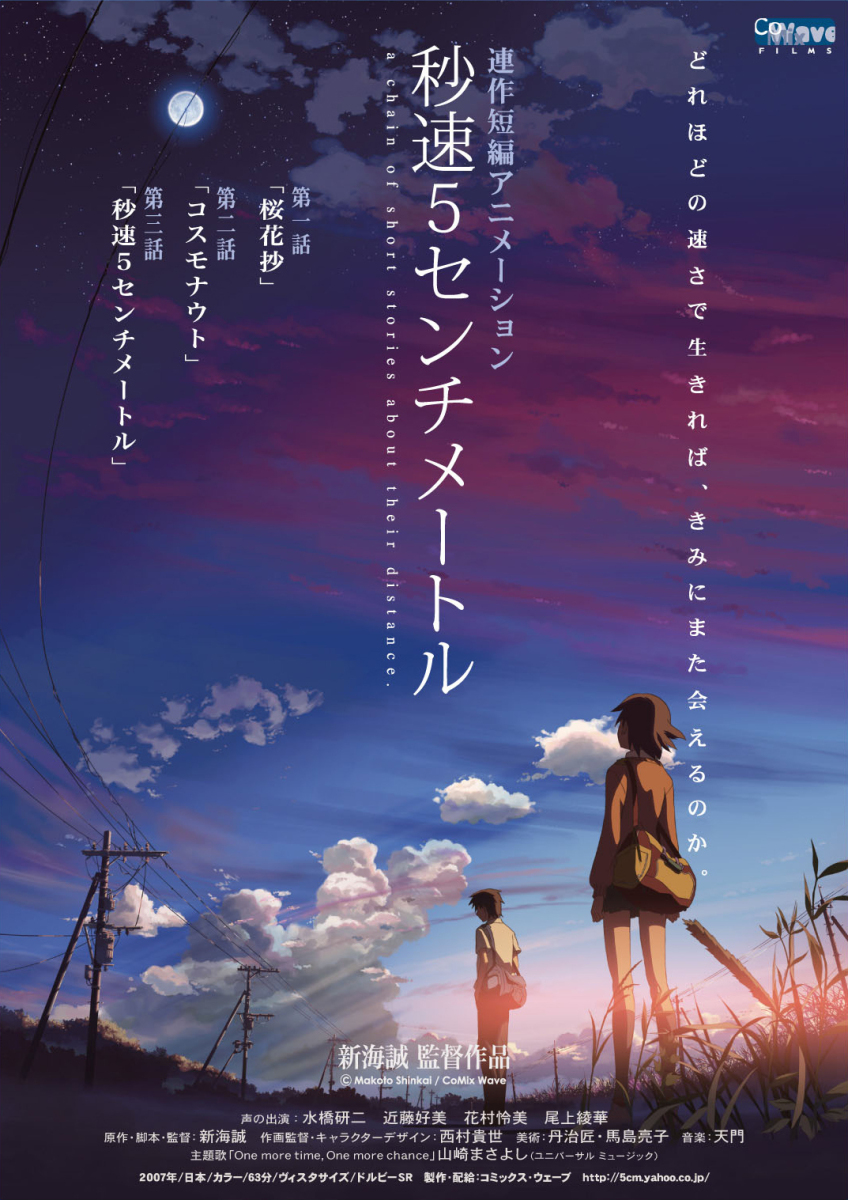 Featured image for 5 Centimeters Per Second