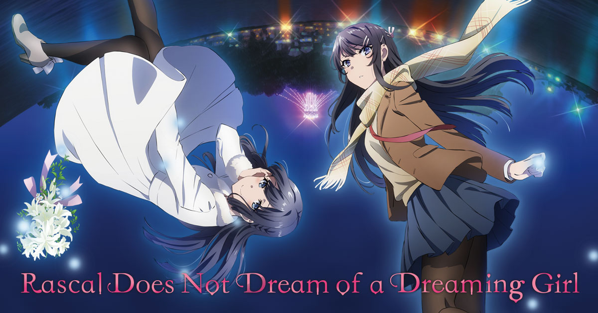 Featured image for Rascal Does Not Dream of a Dreaming Girl