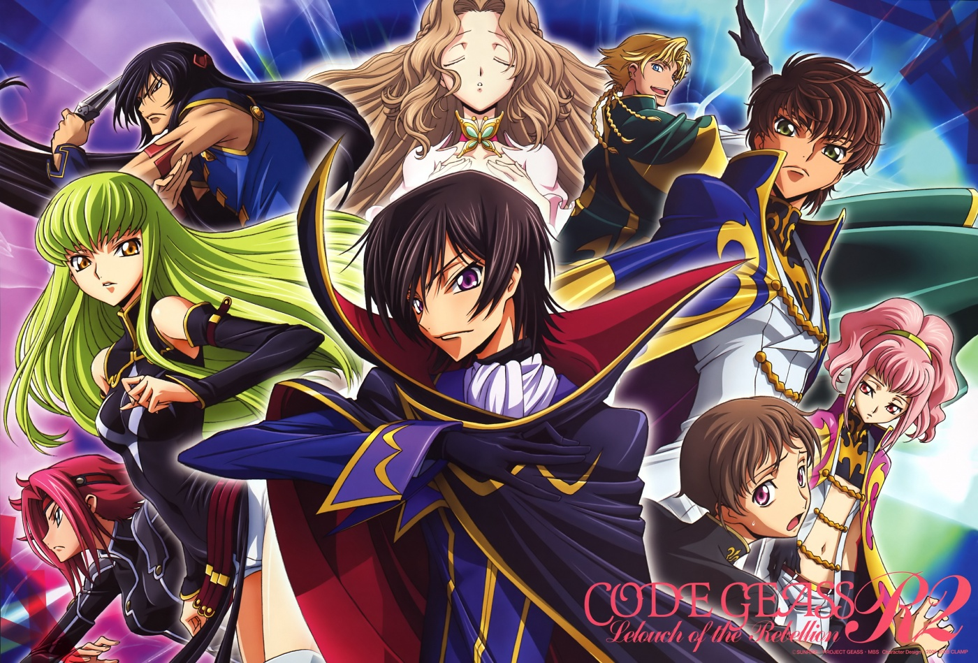 Featured image for Does Code Geass Survive The Test of Time?