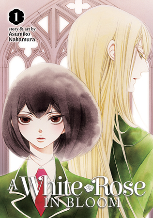 Featured image for A White Rose in Bloom Vol. 1 Review