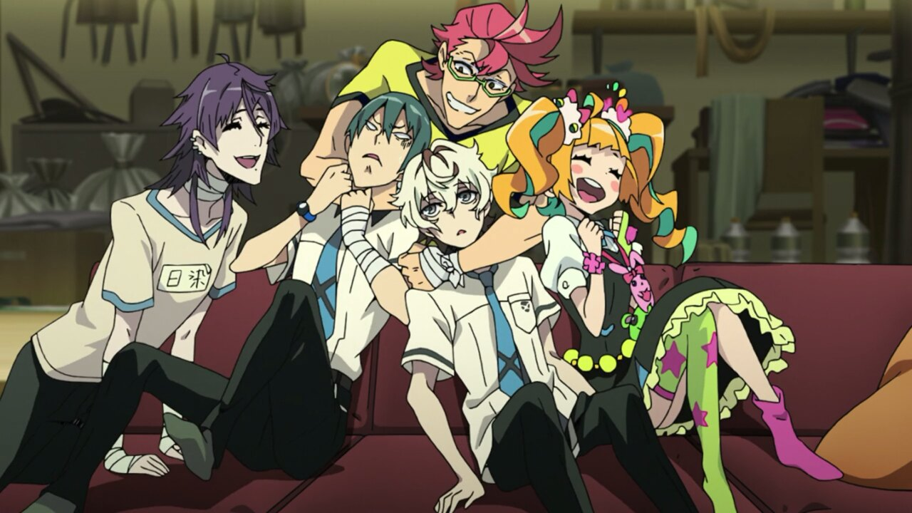 Featured image for Kiznaiver