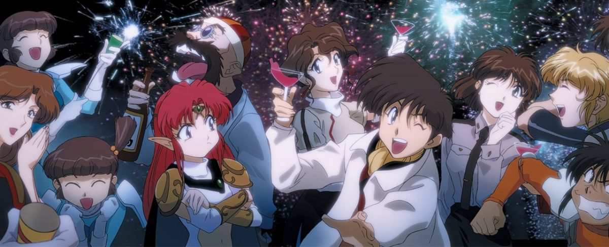 Featured image for Review: The Irresponsible Captain Tylor (OVA) DVD