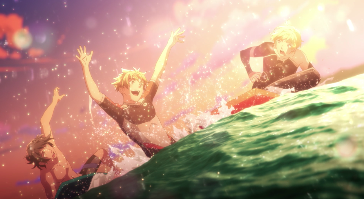 Featured image for WAVE!! Let's go surfing!! Episode – 1