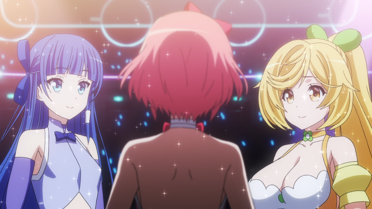 Featured image for 'Battle Card Game Meets Idols' WIXOSS DIVA(A)LIVE – Episode 1 Review