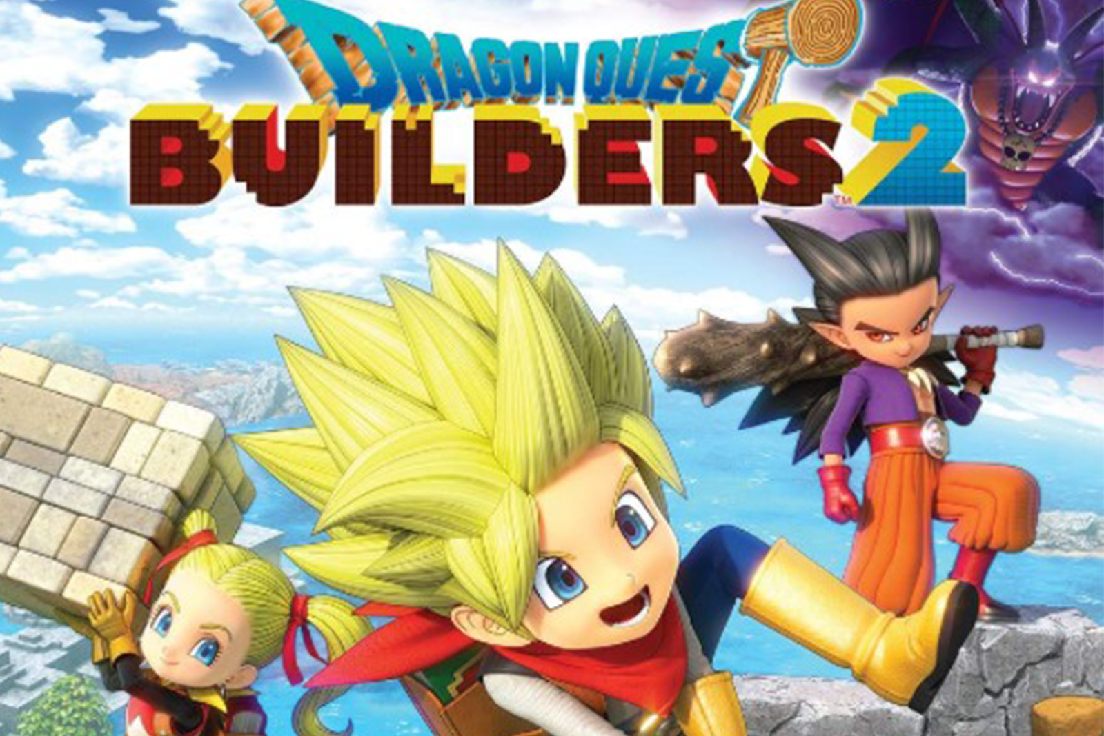 Featured image for Dragon Quest Builders 2: The Best Minecraft Clone