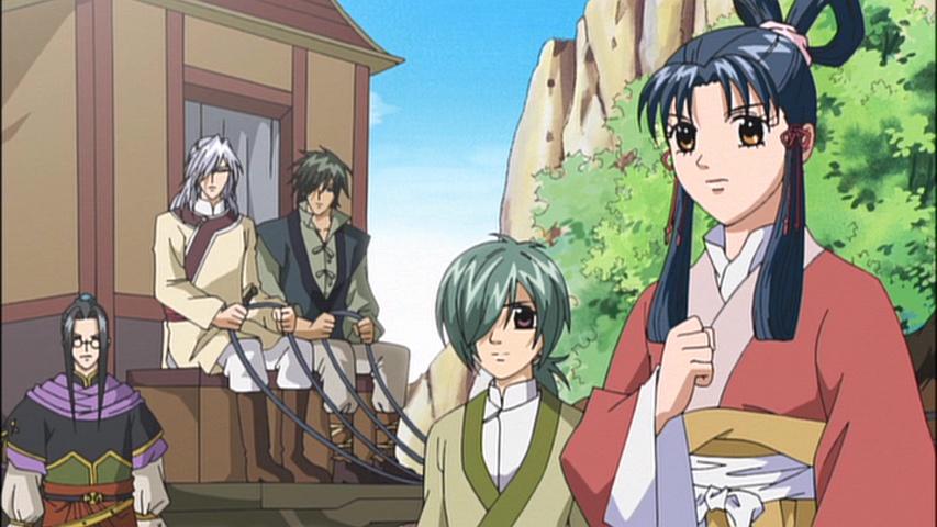 Featured image for Saiunkoku Monogatari Episode 29