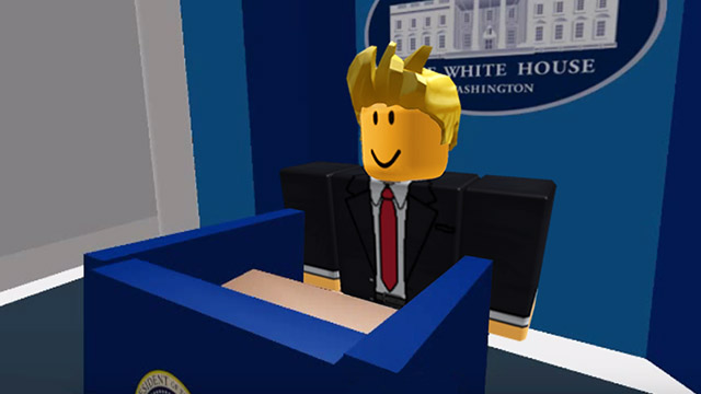 Featured image for 'Roblox' Latest Online Community to Ban Trump's Account