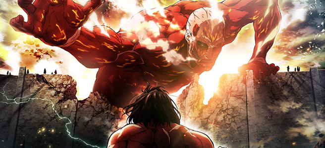 Featured image for What, where, who, why!? Lets talk about Shingeki no Kyojin season 2.