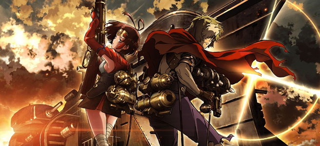 Featured image for Is the hate justified? Lets talk about Kabaneri of the Iron Fortress.