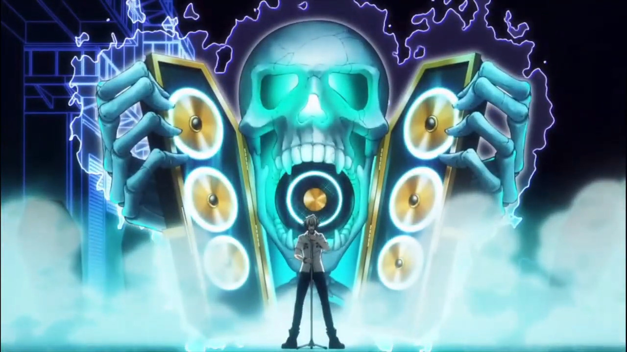 "Featured image for Hypnosis Mic ""Rhyme Anima,"" aka Yu-Gi-Oh! DMX"