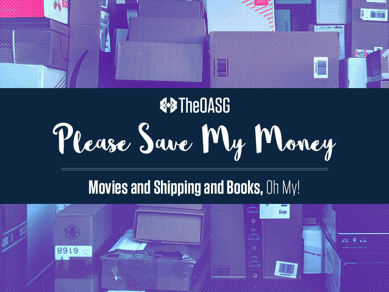 Featured image for Movies and Shipping and Books, Oh My!