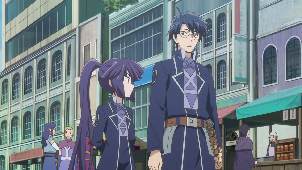 Featured image for Log Horizon: Destruction of the Round Table Episode #01