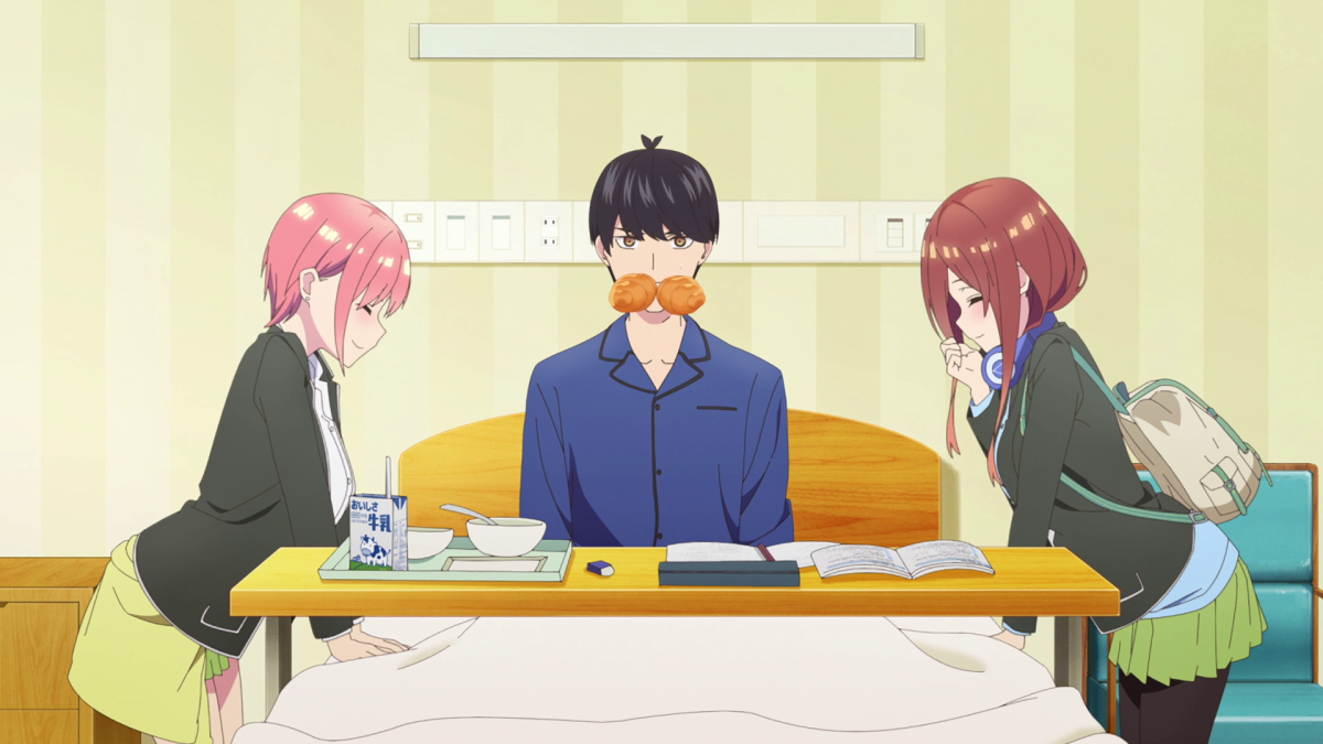 Featured image for The Quintessential Quintuplets 2 – Ep. 1