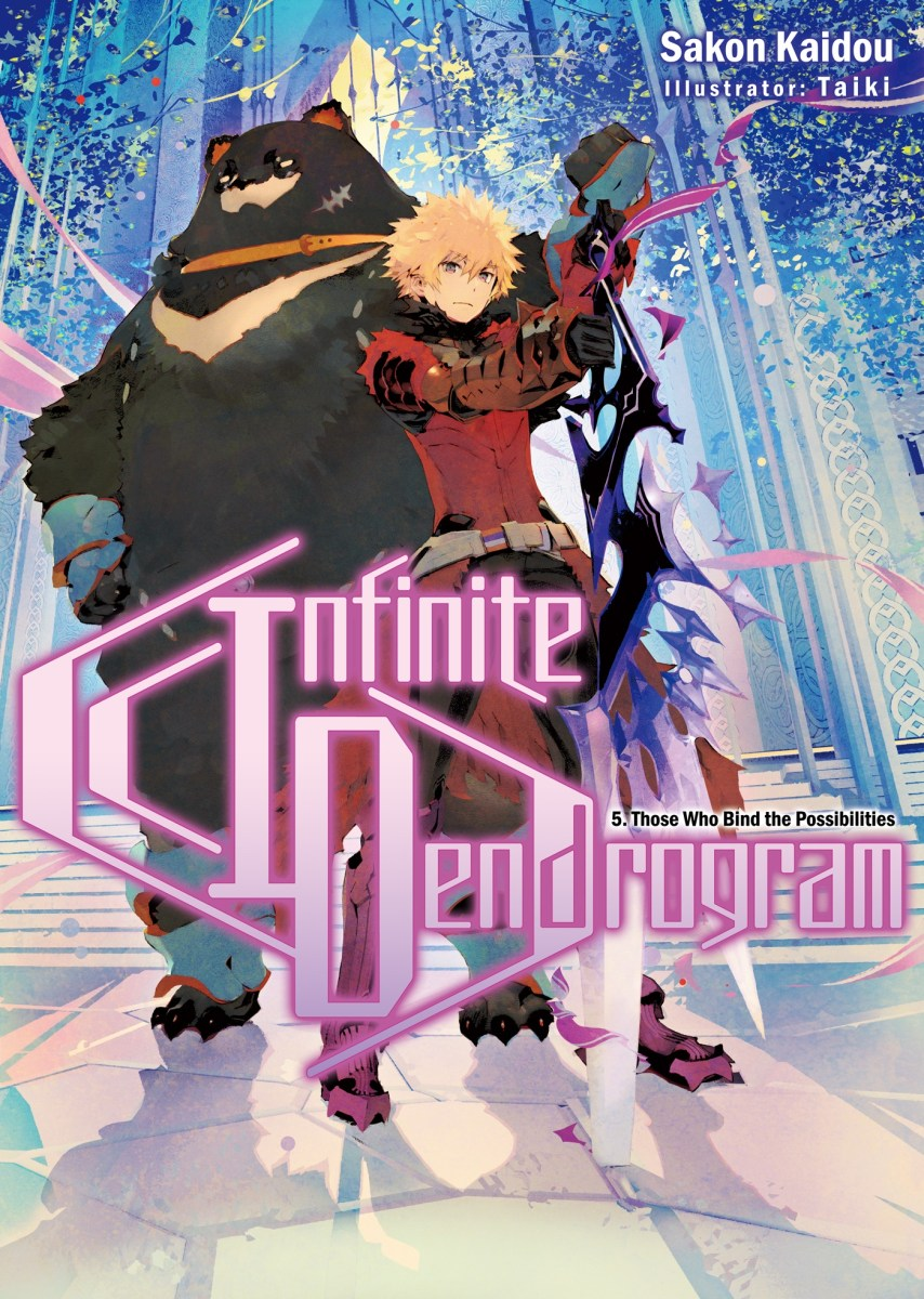 Featured image for Light Novel Kindling: Infinite Dendrogram and Becoming Someone Else in Games