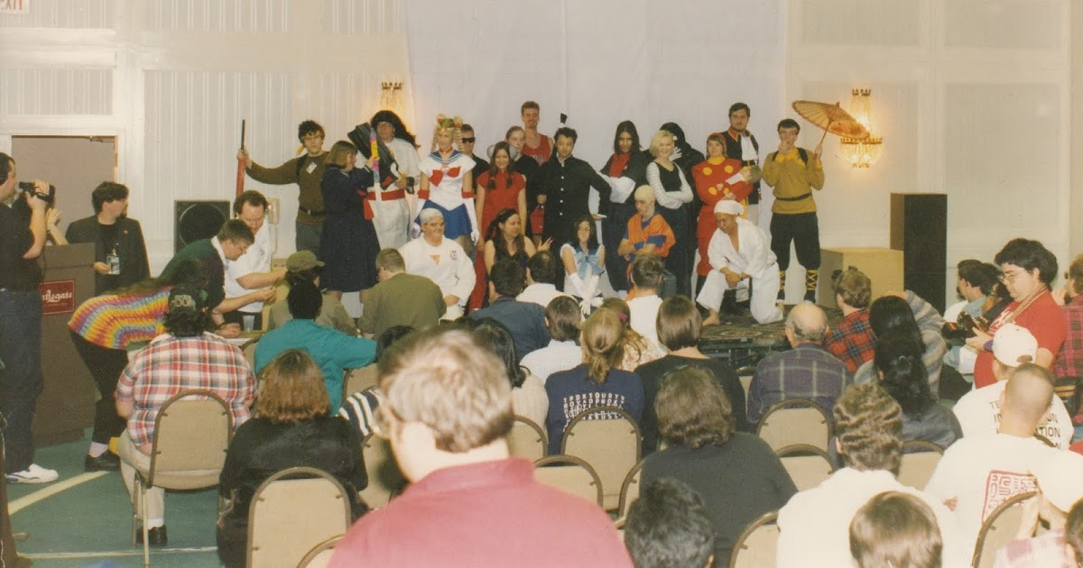 Featured image for twenty five years of anime weekend atlanta