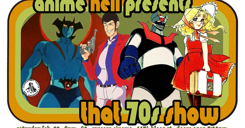 Featured image for Anime Hell Presents: That 70s Show
