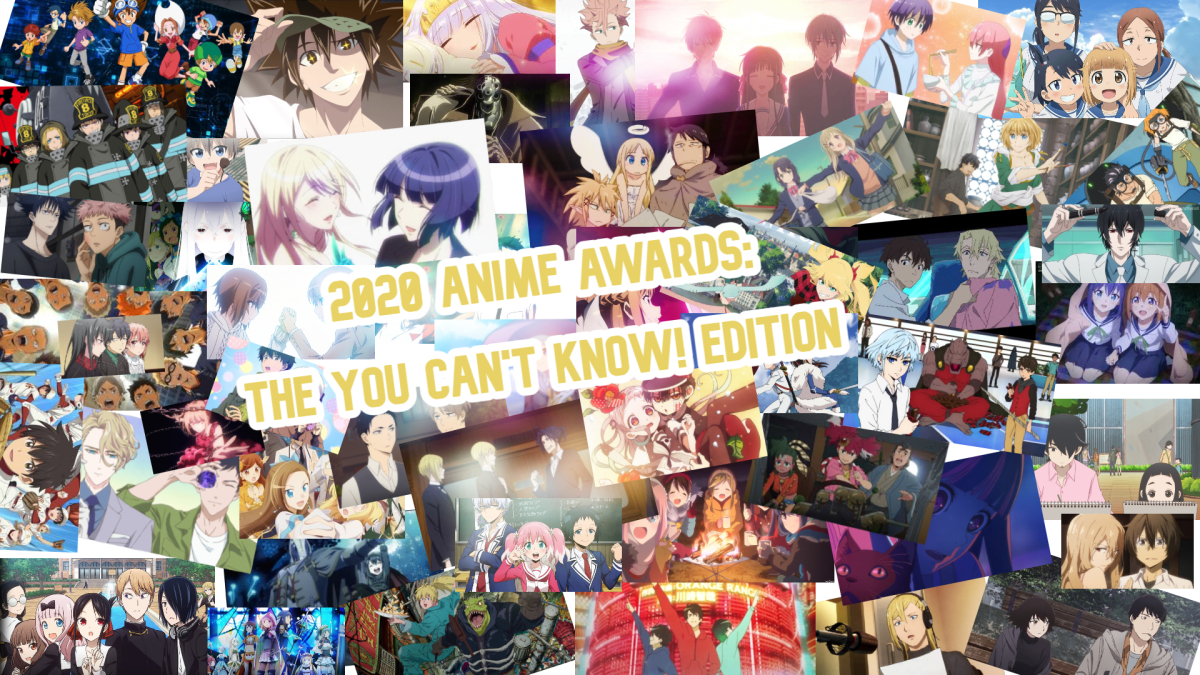 Featured image for 2020 Anime Awards: The You Can't Know Edition