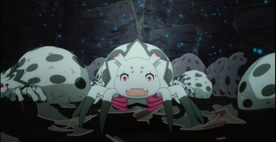 Featured image for S.A.W. Winter 2021: Kumo Desu ga, Nani ka? Episode 1