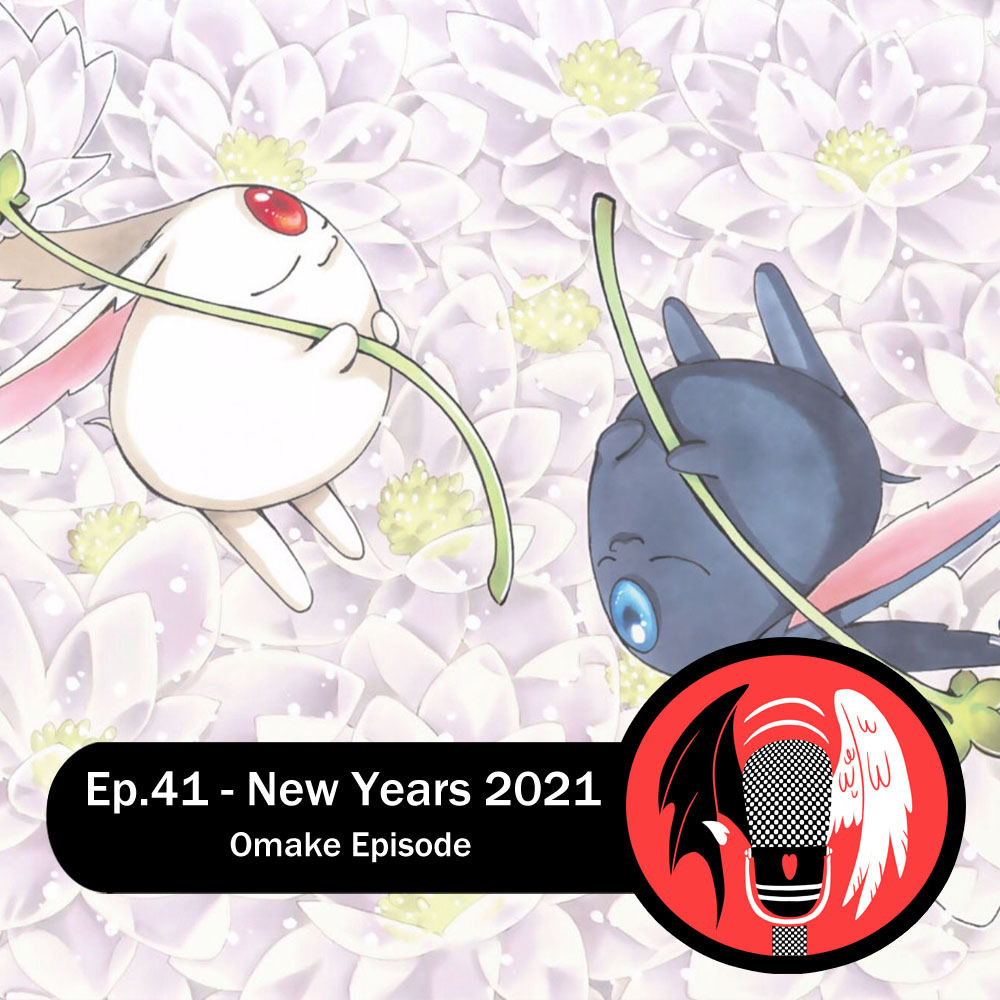Featured image for Episode 41 – New Years 2021 Omake Episode