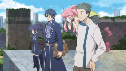 Featured image for Back In The Game: Log Horizon Season 3