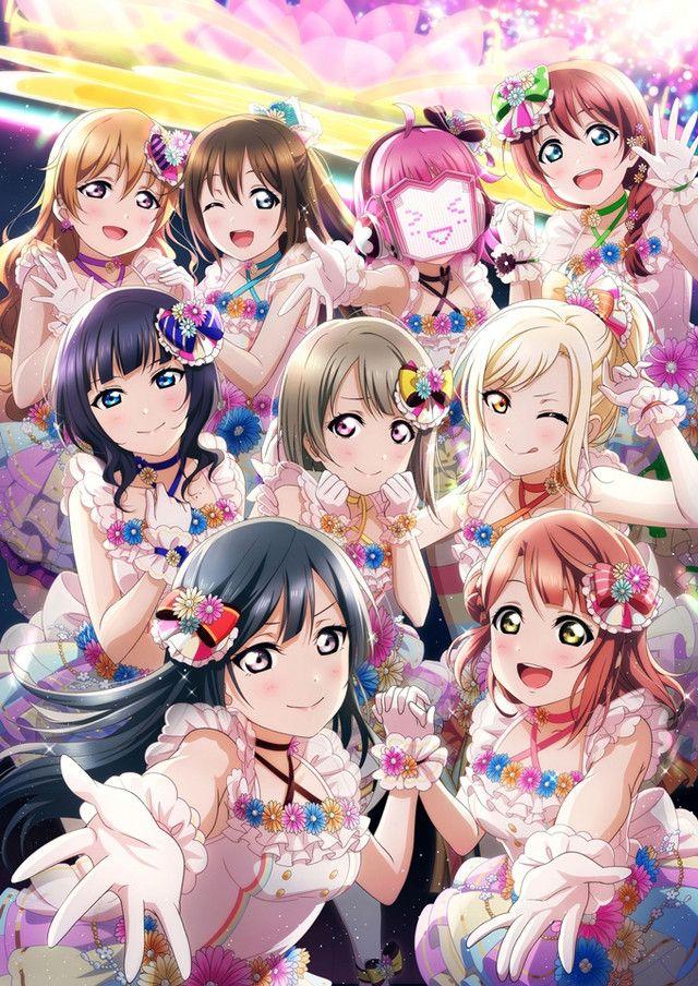 Featured image for Love Live! Nijigasaki High School Idol Club