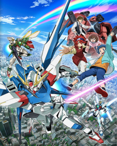 Featured image for Gundam Build Fighters – What An Ameijin Show