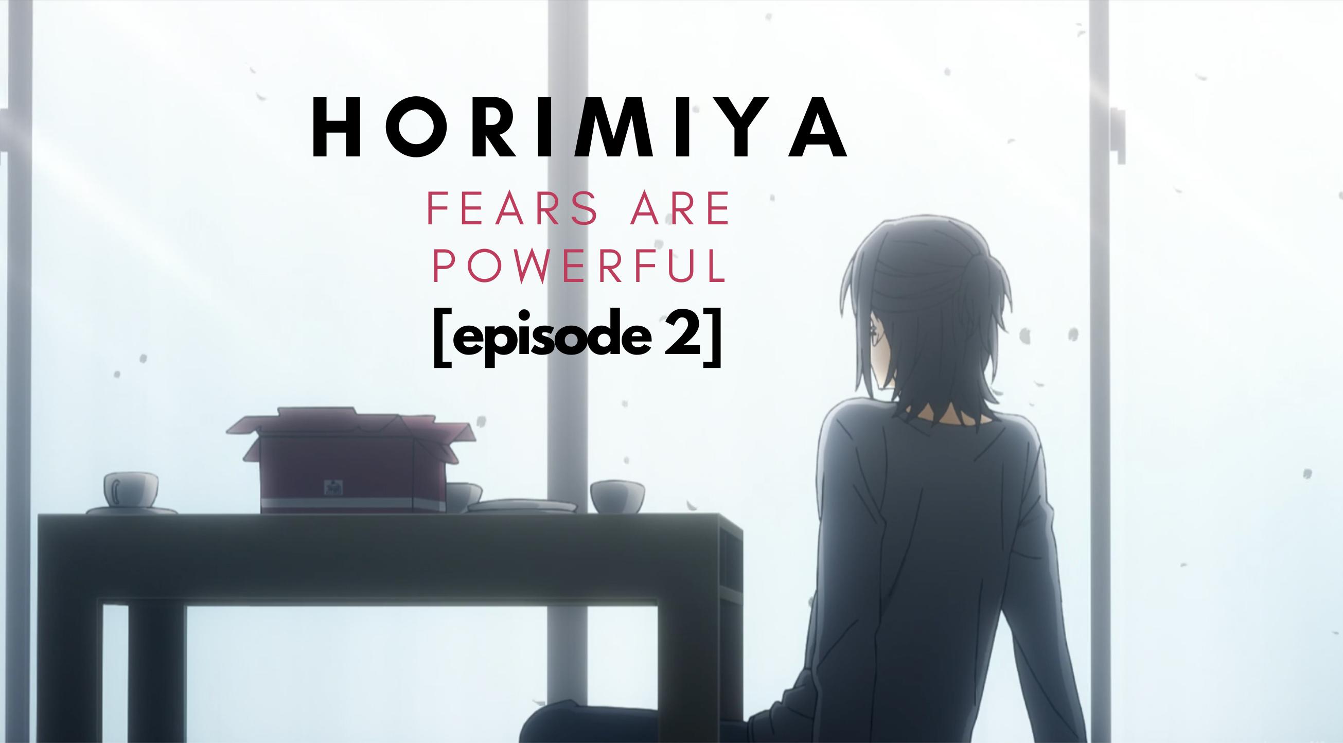 Featured image for Horimiya – 02