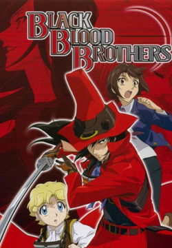 Featured image for Black Blood Brothers