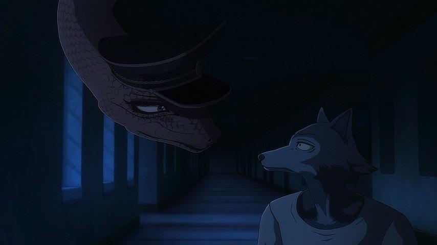 Featured image for Beastars 2nd Season – 02
