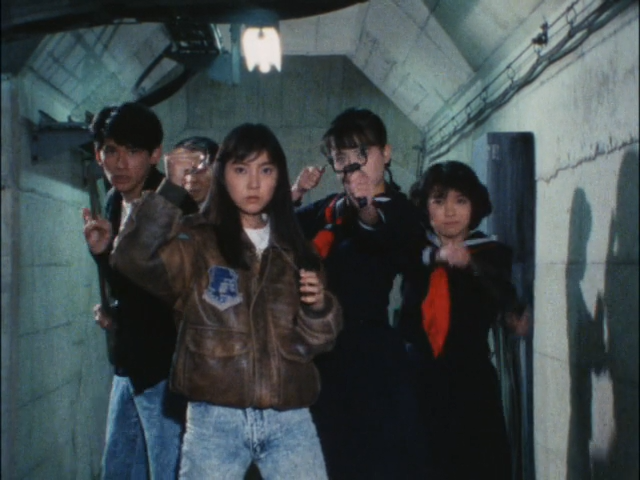 Featured image for Shoujo Commando IZUMI Episodes 7-15 + Full Series Batch