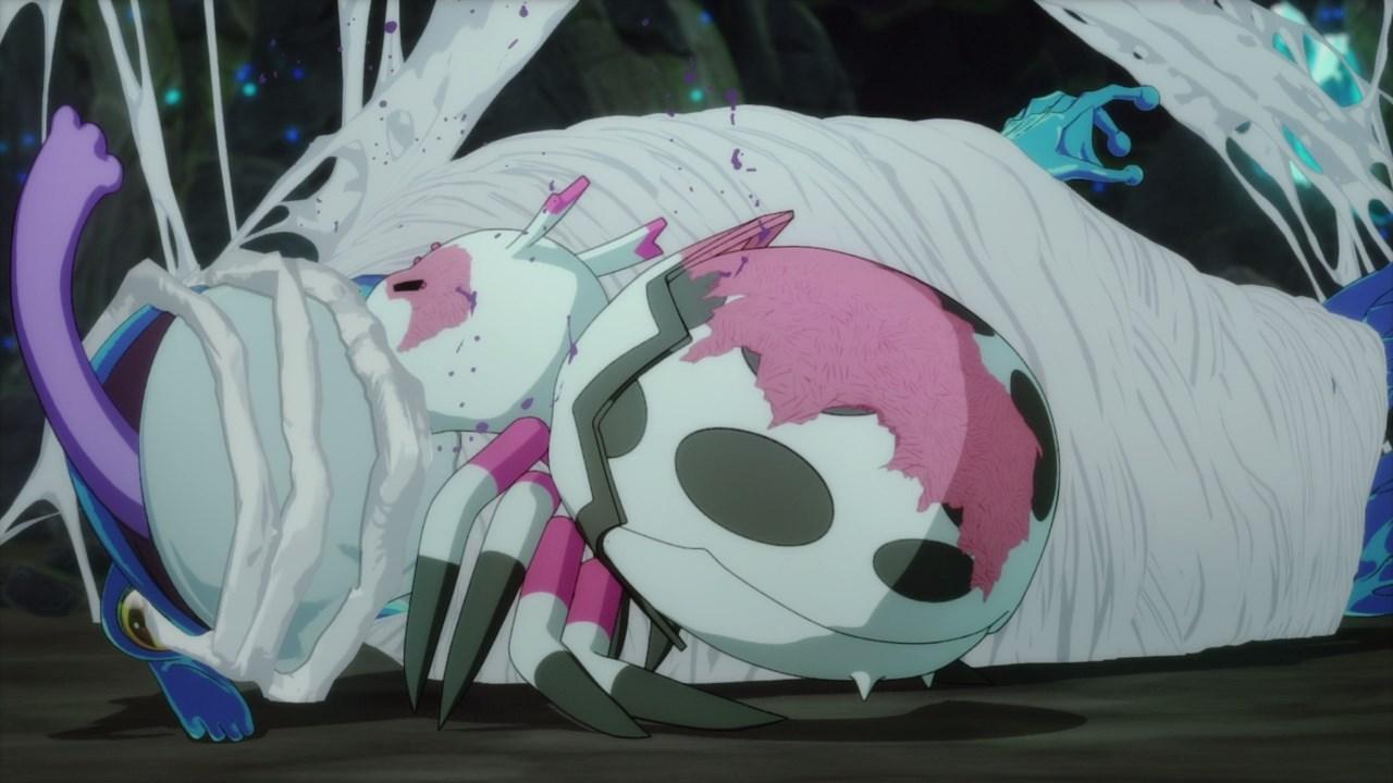Featured image for Kumo Desu ga, Nani ka? Episode #02