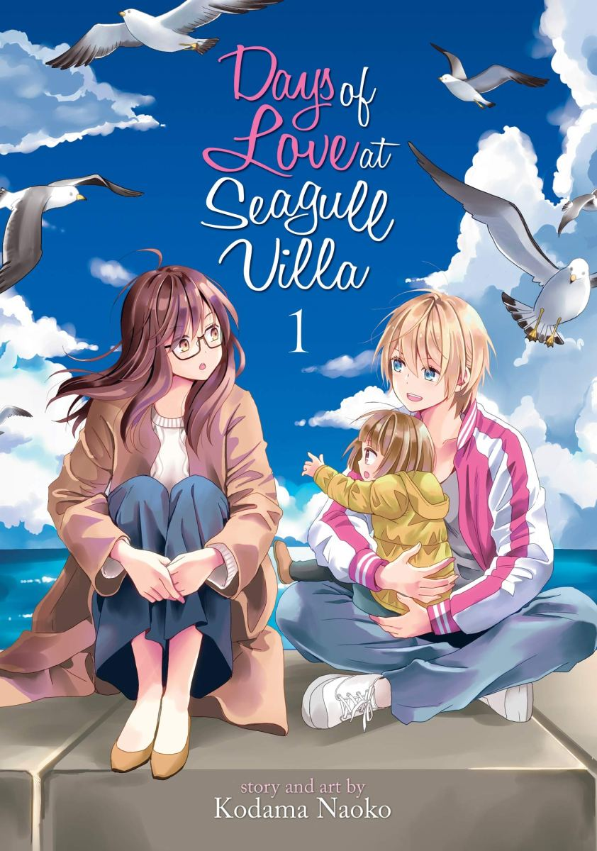 Featured image for Days of Love at Seagull Villa Manga Volume One Review