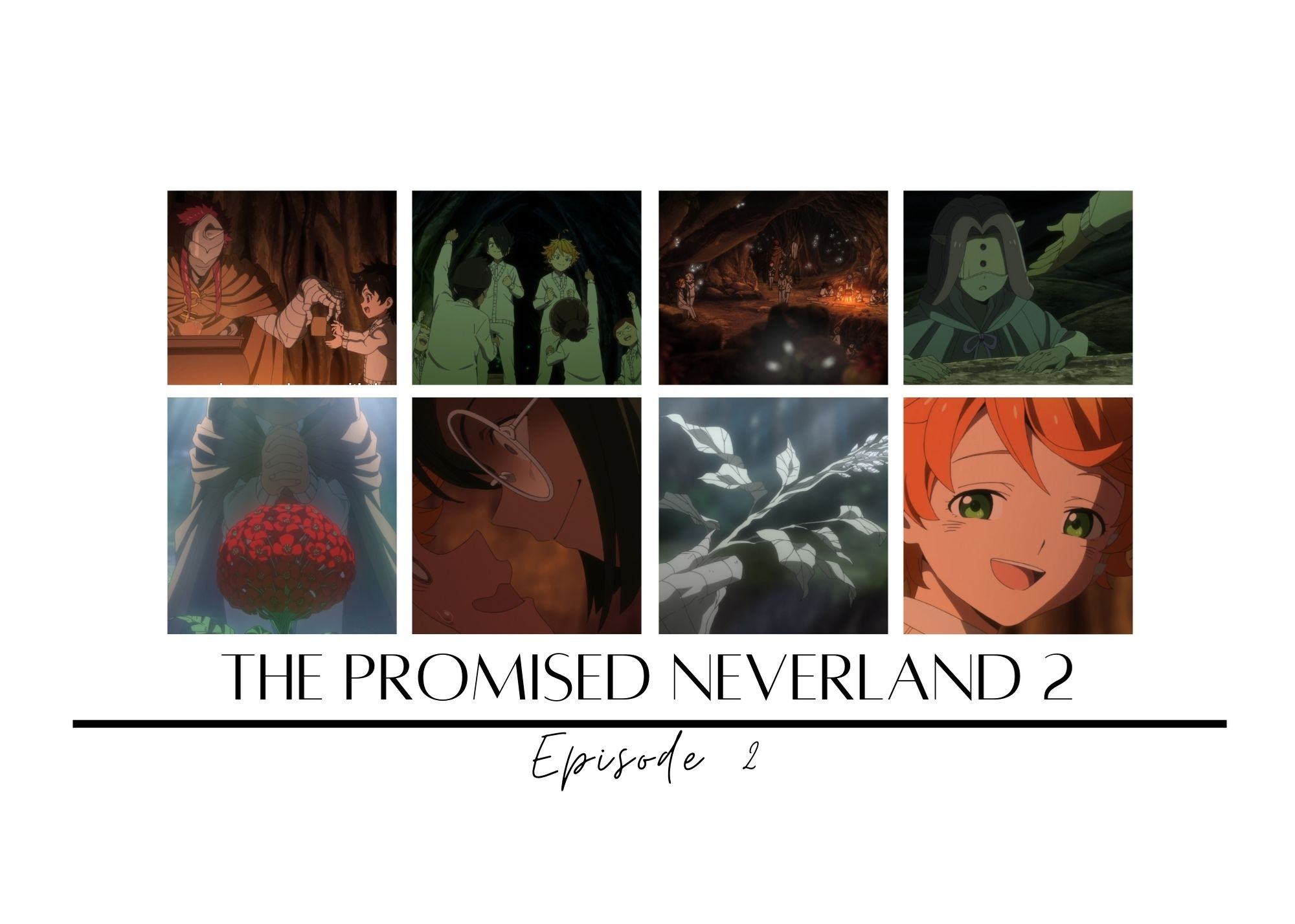 Featured image for The Promised Neverland Season 2 Episode 2: Learning to Hunt — Crow's World of Anime