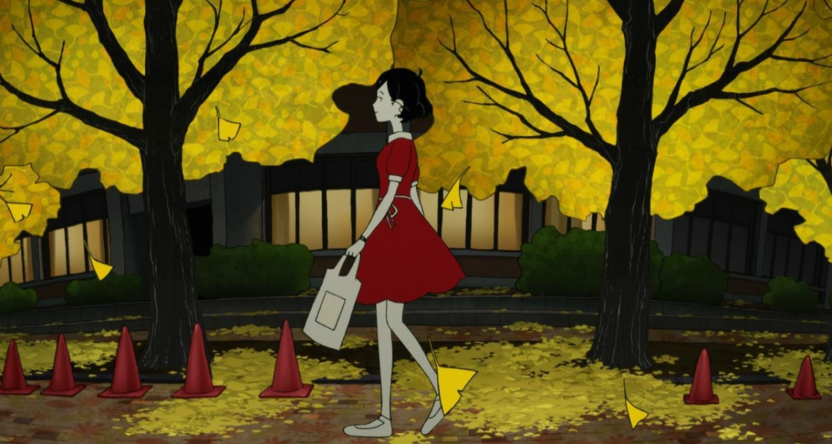 Featured image for The Night Is Short, Walk On Girl – Film Review