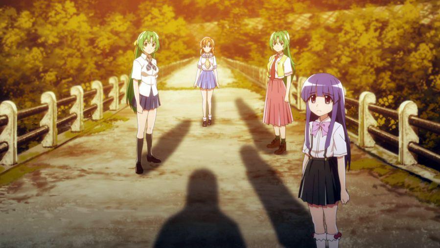 Featured image for Higurashi no Naku Koro ni Episode 11 Discussion & Gallery