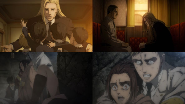 Featured image for Attack on Titan – 65 – Empathy for the Devil